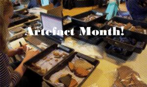 artefact month
